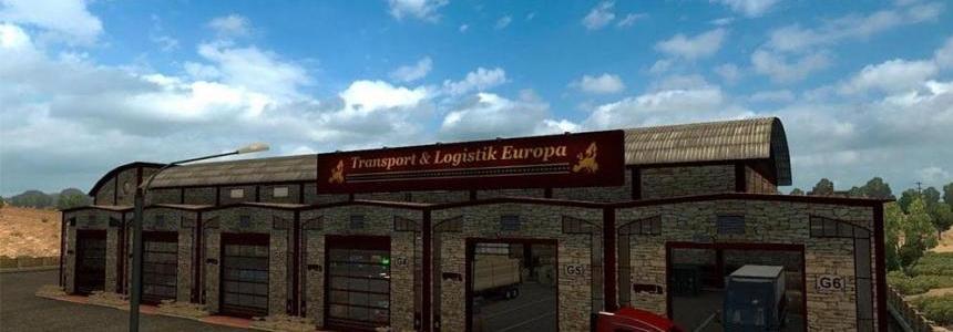 Garage T. L. Europa v1