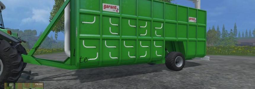 Garant Field Container SellPipe v1.0