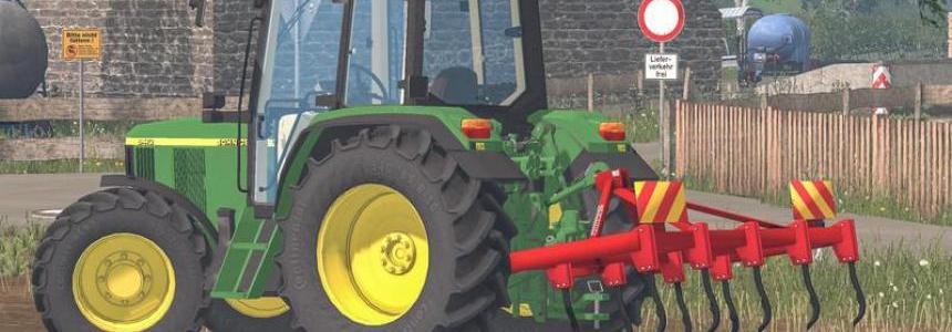 Garda 2.5m v2.0 Plough Colorable