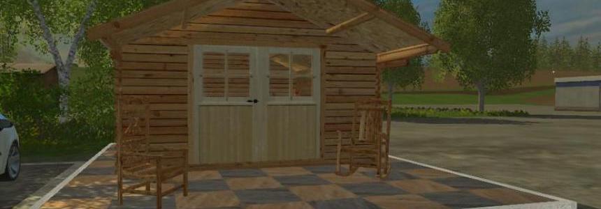 Garden house v1.0