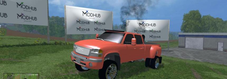 GMC 3500 Lifted V1.0