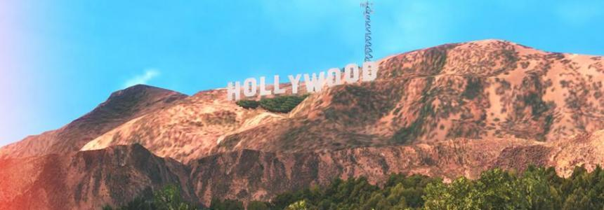 Hollywood Sign v1