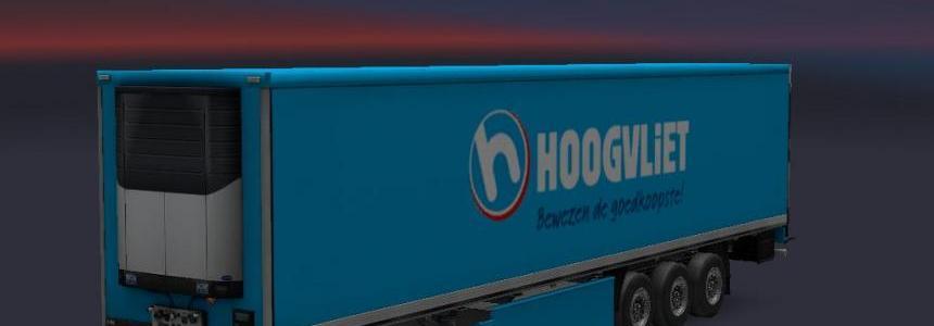 Hoogvliet truck + trailer pack