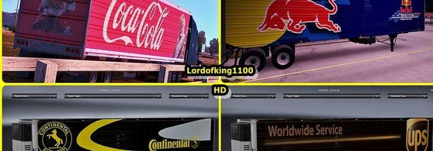 International Trailers Pack