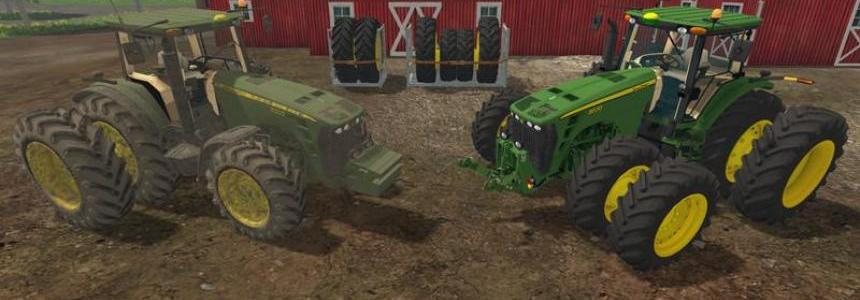 John Deere 8530 v3.0 USA Dirt