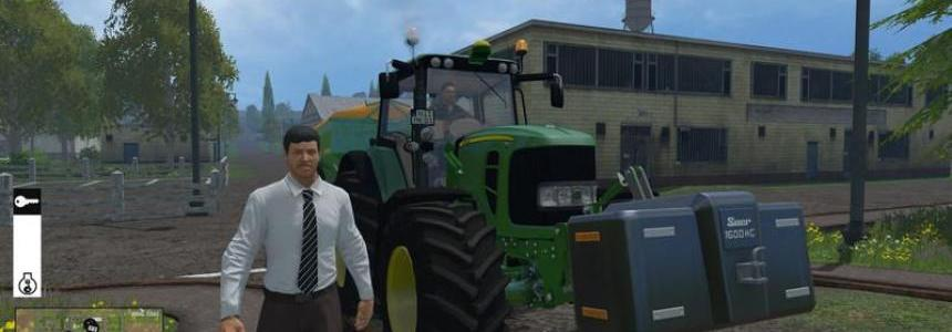 John Deere7530 Sound update v1.0