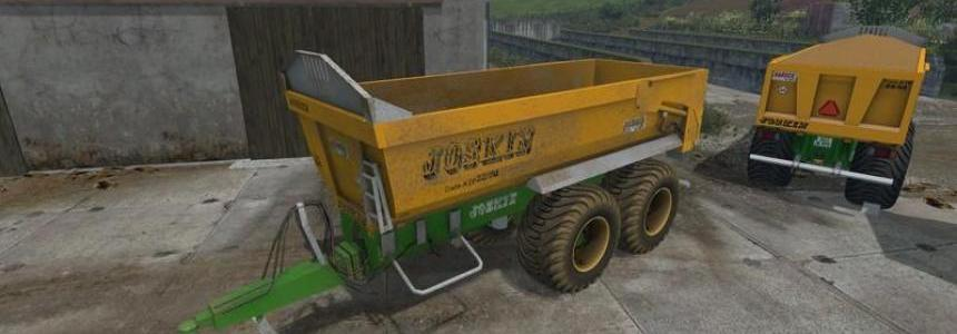 Joskin Trans-KTP 22/50 Variable Body v1.0