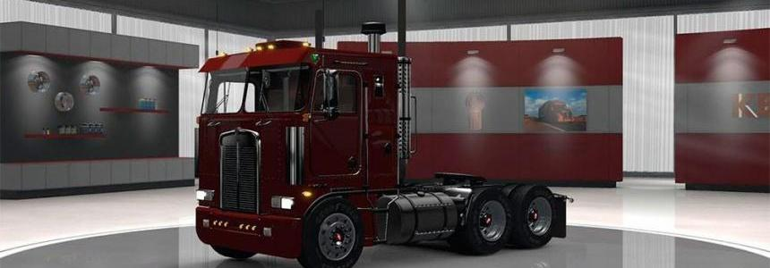Kenworth K100 V2 edited by Solaris36