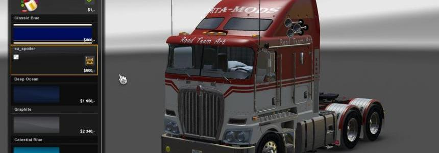 Kenworth K200 (VERSION 10) edited by Badboy's