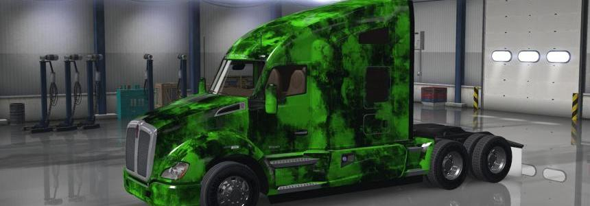 Kenworth T680 Abstract skin