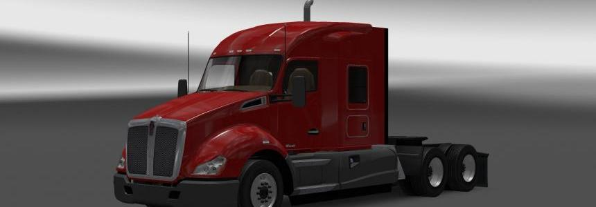 Kenworth T680 From ETS2 1.0.0