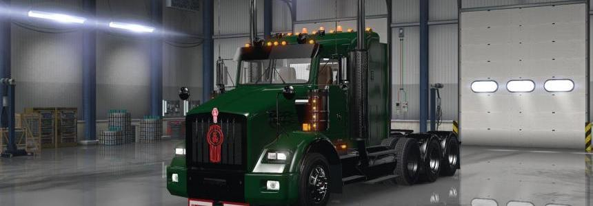 Kenworth T800 Update v1.0.0