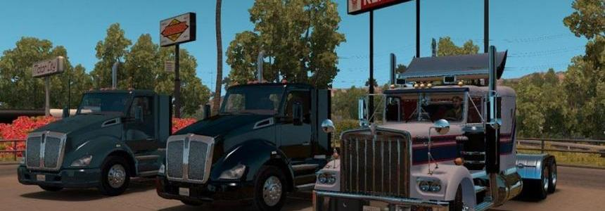 Kenworth W900a Fix v1