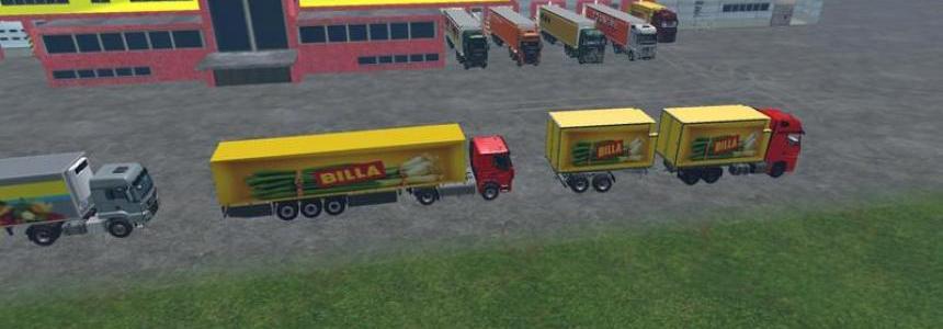 Logistics center v2.2 placeable
