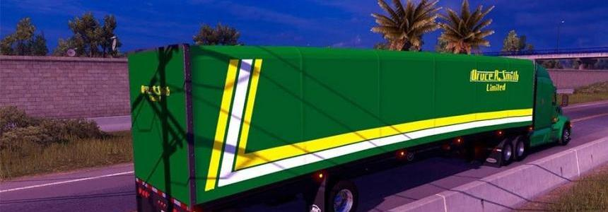 Mac Curtain Multiaxles v1.0