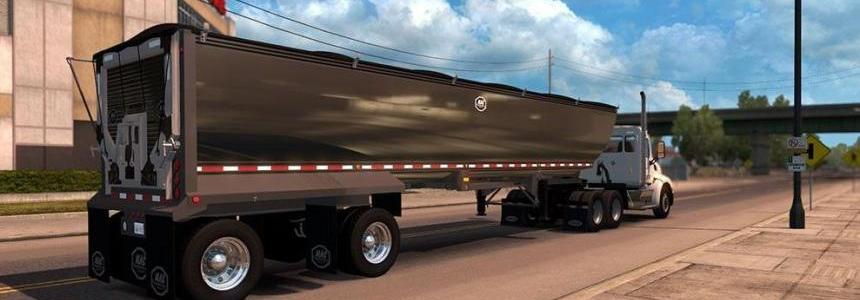 Mac Simizer Dump Trailer