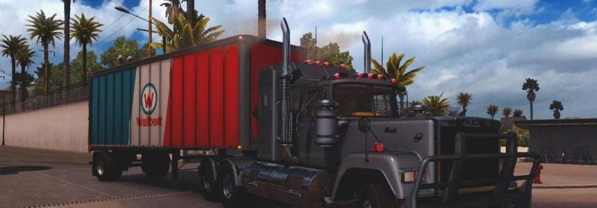Mack Superliner Deluxe v1.0
