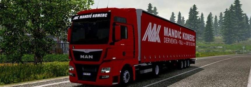 Mandic Derventa combo pack v1