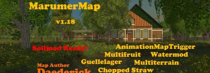 MarumerMap v1.18 with Soilmod MultiFruit