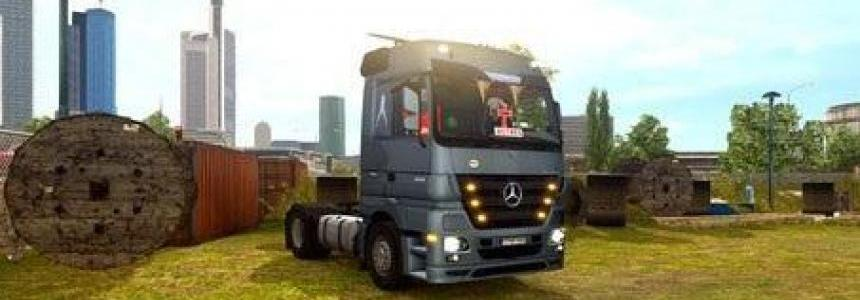 Mercedes Actros MPIII fix v1.1