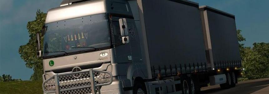 Mercedes Axor Megamod 1.22.x