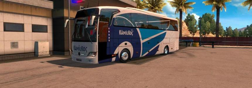 Mercedes Benz Travego SHD 15 v1.0