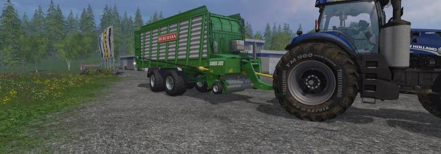 Modified bergmann Carex 38S v2.0