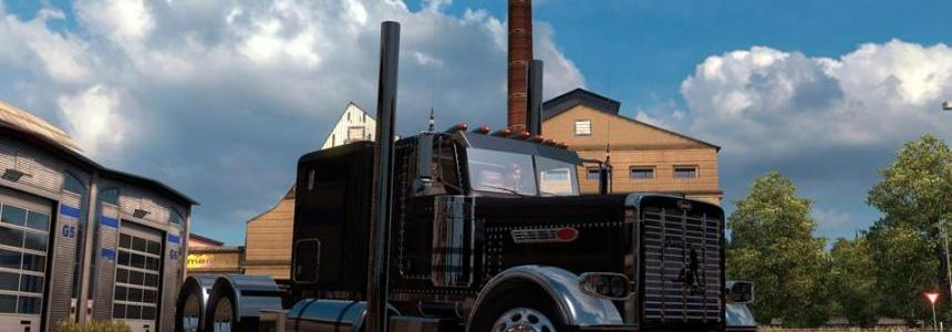 Modified Peterbilt 389  v1.11