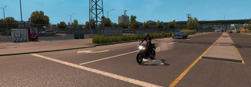 MotorCycle In Traffic v2.0