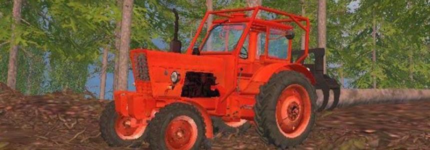 MTZ 50 Tractor v2.1