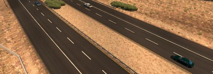 New Asphalt On Roads v1.0.0