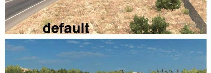 New Desert Textures