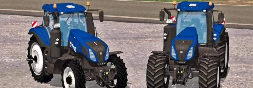 New Holland T8.420 Blue Power v1.0