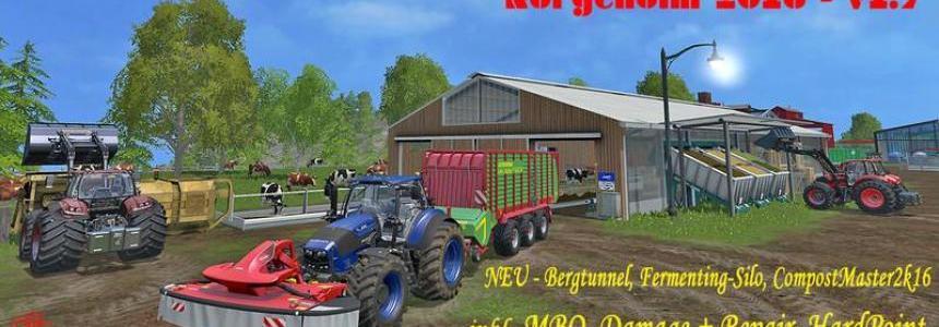 Norge Holm v1.7 Multifruit / SoilMod & GMK-Mod & MBO