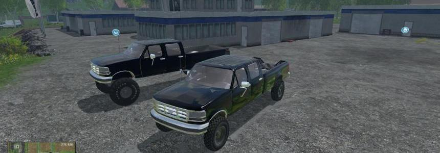 OBS Ford Diesel pack v1.0