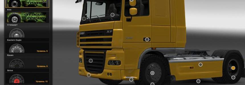 OffRoad Wheels 1.22.x
