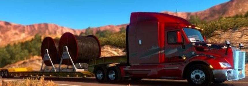 Oversize Load Trailer v1