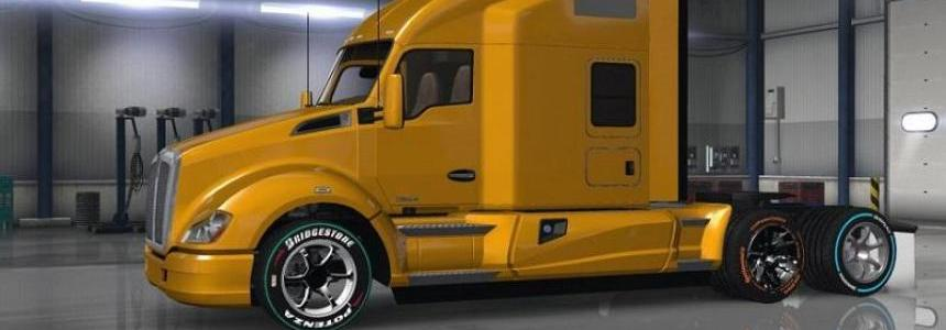 Pak wheels and disks for trucks 1