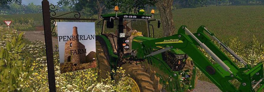 Penberlan Farm V2