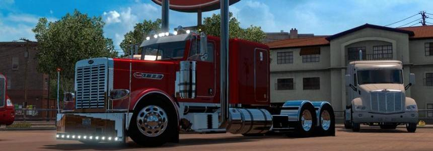 Peterbilt 389 Modified  for ATS 1.12