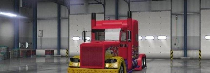 Peterbilt 389 Skin Pick-up Skin v1