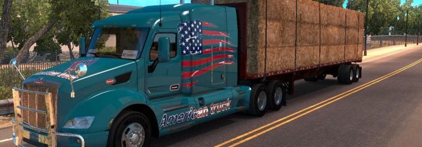Peterbilt 579 American Truck Skin