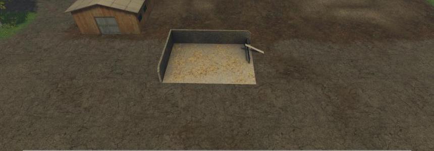 Placeable Manure Heap v1.0