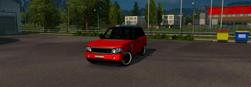 Range Rover Supercharged 2008 1.22.х