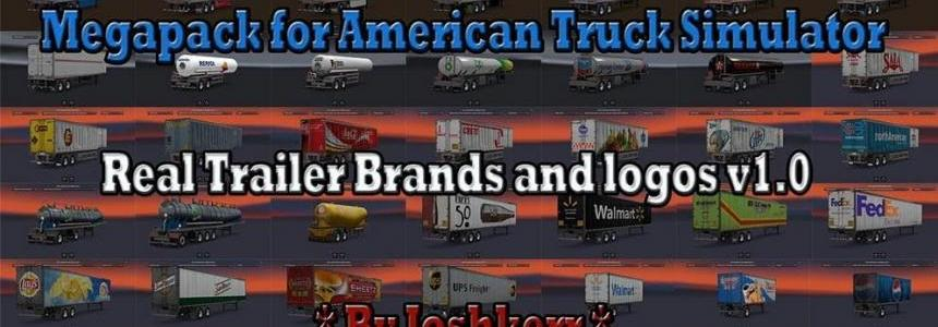 Real Trailer Brands and logos v1.0 by Joshkerr