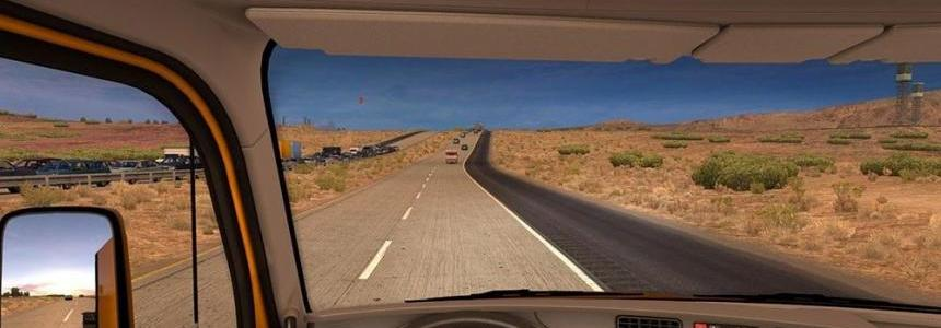 Realistic AI Traffic Mod v1