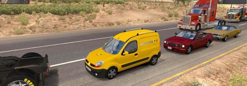 Renault Kangoo AI