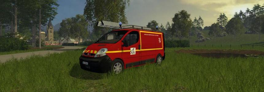 Renault trafic vtu v1