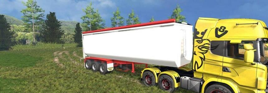 Road West Trailer TRI350 BT v1.0
