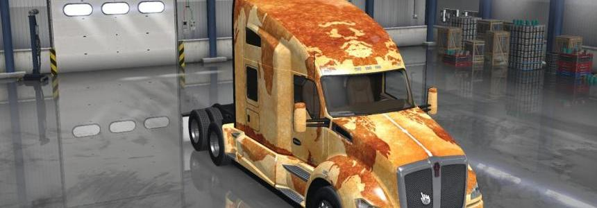 RustMap skin for ats